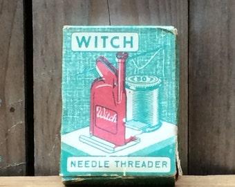 Vintage Needle Threader