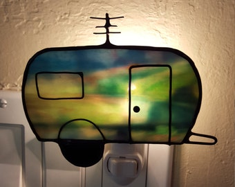 Camper Night Light