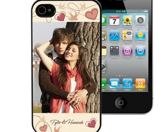 Customized Photo Romantic iPhone Case