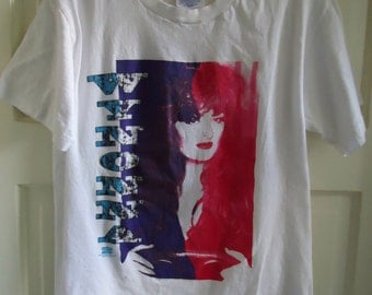 Vintage 90s WYNONNA The JUDDS Tour T Shirt sz S