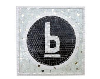 Custom Business Sign, Mosaic Logo