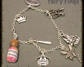 Sleeping Beauty Once Upon A Time Bracelet