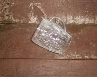 Vintage Ansells pint pub glass