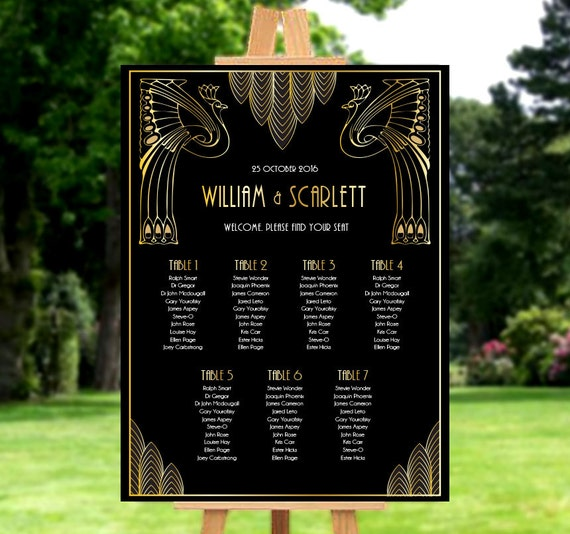 seating chart planner