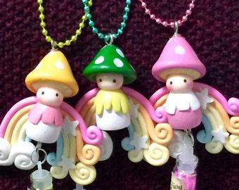 Fairy sparkle Necklace