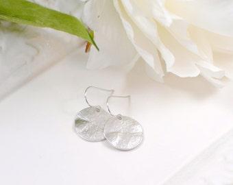 The Darlene Earrings - Silver