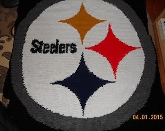 Pittsburgh Steelers graphghan