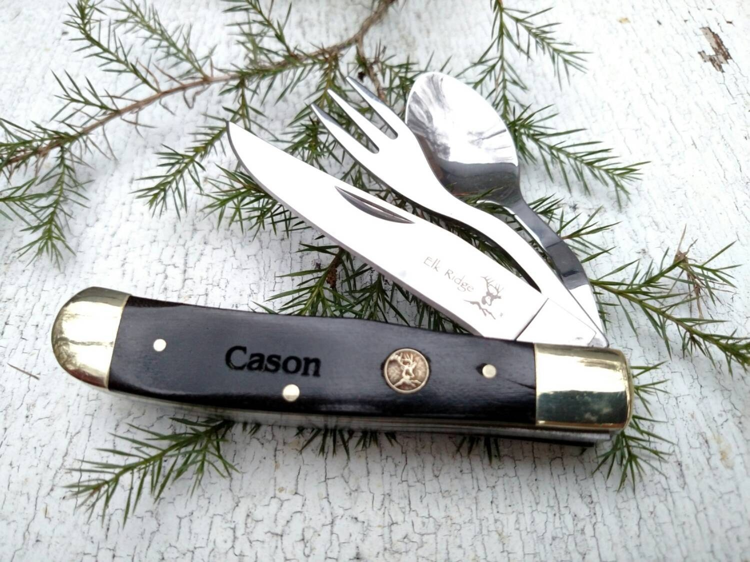 Camping Knife Army Knife Boy Scout Knife Hobo Knife