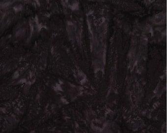 Parkside Fabrics Bali Batik By Princess Mirah Laguna, Plum tonal