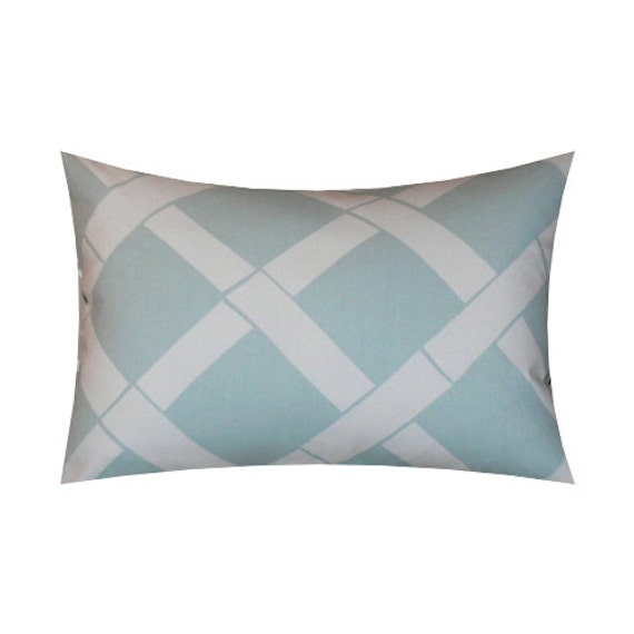 Decorative Pillow Euro Sham Cover Key West by iDecorateWithPillows