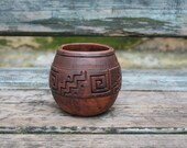 Mate Cup - Calabaza - Yerba Mate Gourd - Yerba Tea