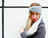 Crochet PATTERN- The Warmer Pattern- Chunky Headband Crochet Pattern