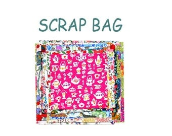 Liberty Fabric Scrap Pack 51 Piece Ideal for Sewing Patchwork Quilting Crafts Floral Mixed Patterns Liberty of London Cotton Tana Lawn