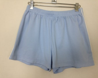 baby blue shorts size S