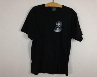 jesus shirt size L