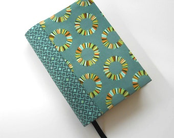 A5 Notebook cover. Journal cover Book jacket. A5 book cover. Bible cover. Book sleeve. Address book, sketch book