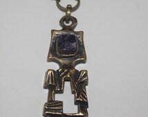Lovely original Pentti Sarpaneva design bronze necklace