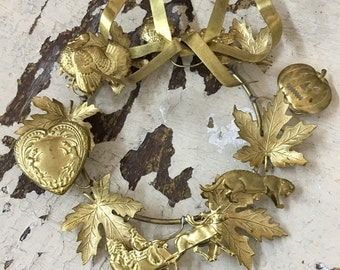 Petite Choses Dresden Small Year Around Wreath