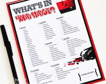 Air Jordan Baby Shower Game -You Print- Jumpman Party   Jumpman Baby Shower   Air Jordan Baby Shower   What's In Your Purse Baby Shower Game