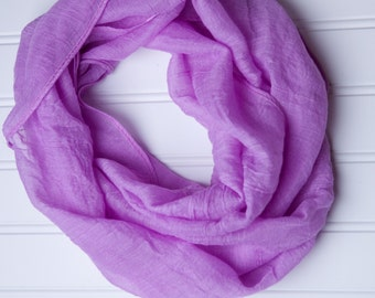 10 Colors Available! Infinity Scarf (Toddler & Girls)