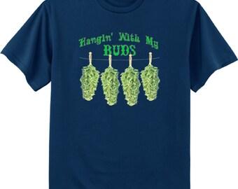 Funny Pot T-shirt - weed 420 cannabis tee