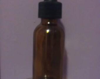 Pumpkin infused oil