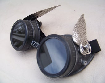 Steampunk Goggles- Mercurian Engineer