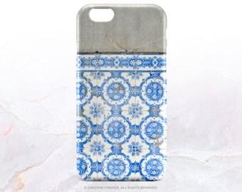 iPhone 7 Case Vintage Tile iPhone 7 Plus Case iPhone 6s Case iPhone SE Case iPhone 6 Case iPhone 5S Case Galaxy S7 Case Galaxy S6 Case F6