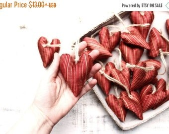 CHRISMAS IN JULY 23-25.7 Red gold heart wedding favors heart ornaments bridal shower bridal shower baby shower window decorations boho weddi