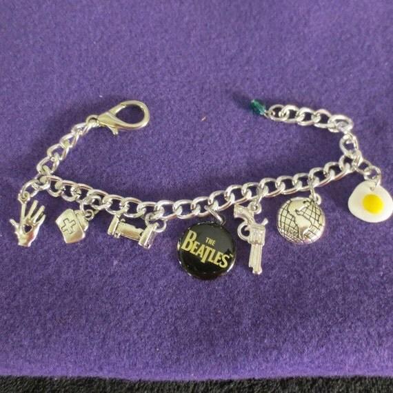 Beatles Charm Bracelet