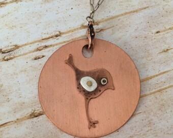 Tweetheart necklace