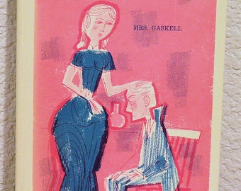 Mary Barton by Mrs. Gaskell about 1958