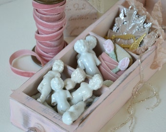 Antique German Dolls / Vintage Frozen Charlotte Dolls / Excavated Victorian Dolls / Antique Frozen Charlotte Dolls