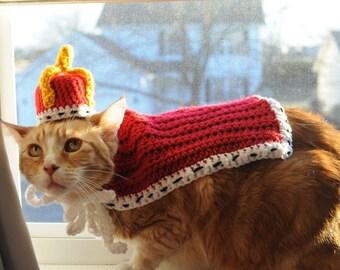 Royal Pet Attire