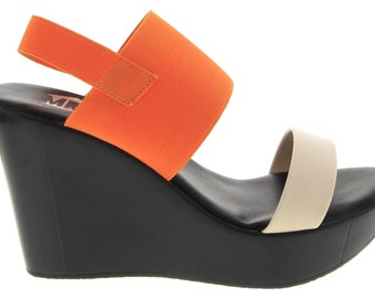 Mr&Made Wedge Heels - never worn!