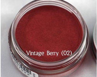 Creative Expressions Phil Martin Metallic Gilding Wax - Vintage Berry