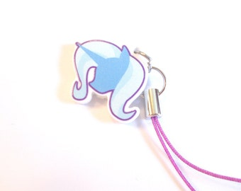 My Little Pony Trixie Lulamoon MLP Cellphone Charm