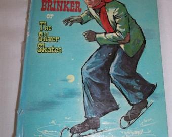 Walt Disney Hans Brinker Movie Book Whitman 1961