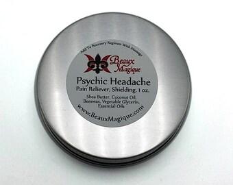 Psychic Headache ~ Psychic Salve
