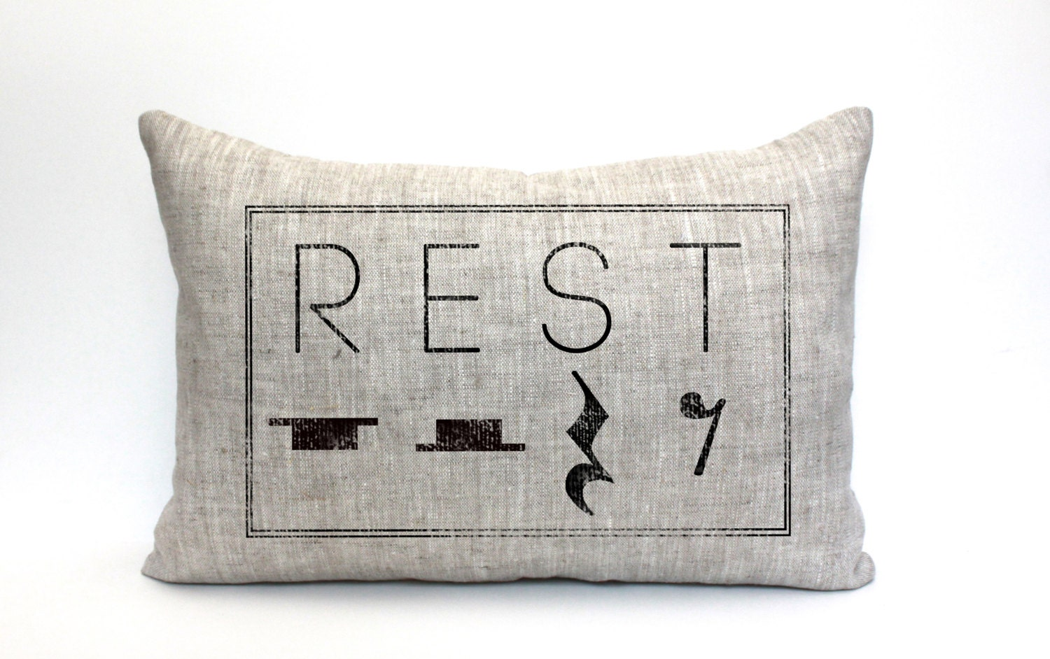Musician Gift Rest Pillow Music Teacher Gift Music Lover