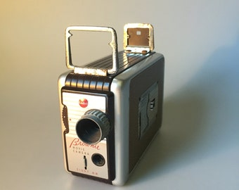 Keystone vintage movie camera
