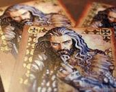 Art card ACEO print, Thorin