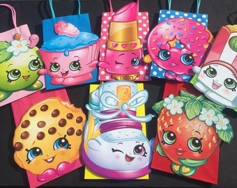 Shopkins Party Bags