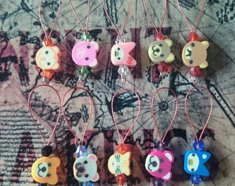 Funny Faces Snagless Stitch Markers