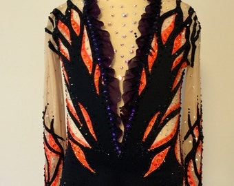 Competition Dance Costume -SOLD