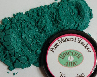 Blue Shades of Natural Mineral Eye Shadow/Liner