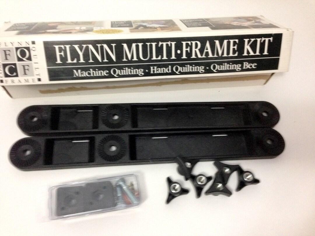 Reserved ____Flynn Quilting Frame Flynn Multi-Frame Quilt