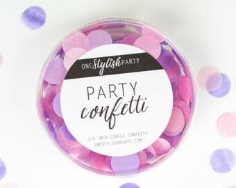 Party Confetti - Princess