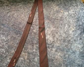 Another super cool vintage skinny tie