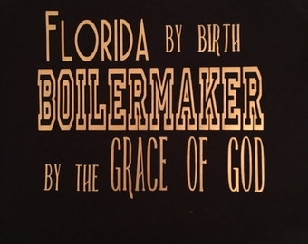 Boilermaker by the Grace of God
